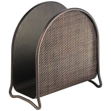 InterDesign® Twillo Napkin Holder, Bronze