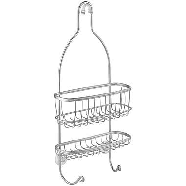 InterDesign® York Shower Caddy, Silver