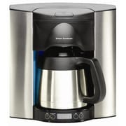 10 Cup Built-In-The-Wall Self-Filling Coffee and Hot Beverage System Stainless Steel Finish