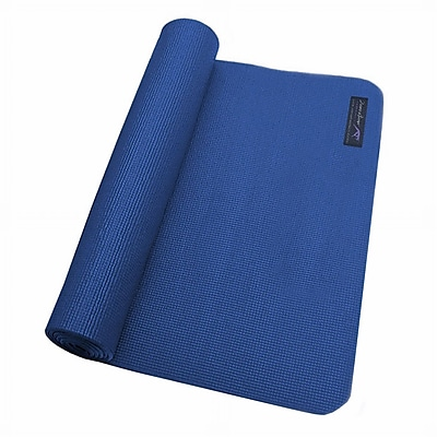 Trimax Sports® Zenzation™ Premium Yoga Mat, Blue