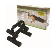 Trimax Sports® Purathletics™ Push-Up Bar, Black