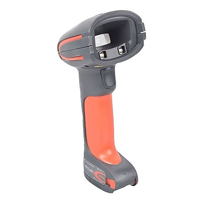 Honeywell® Granit 1910i Industrial Grade Area Imaging Barcode Scanner, 20 mil Linear, Gray/Red