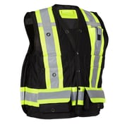 Forcefield Surveyor's Vest, Black, 4XL