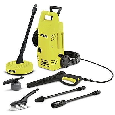 Pressure Washers & Accessories
