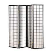Wildon Home   70.25'' x 69'' Quincy Japanese Folding 4 Panel Room Divider