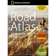 National Geographic Maps Road Atlas Adventure Edition