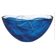 Kosta Boda Contrast Serving Bowl