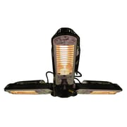 Fire Sense® 3 x 500W Umbrella Halogen Patio Heater, Bronze