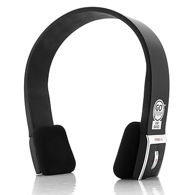GOgroove AirBAND Bluetooth Wireless Stereo Headphones with Headset Microphone