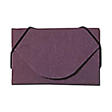 JAM Paper® Kraft Ecoboard Business Card Case, Purple Recycled Kraft, 5/Pack (2500 210g)