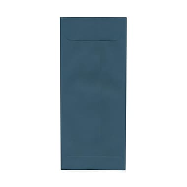 JAM Paper® #10 Policy Envelopes, 4 1/8 x 9.5, Teal Blue, 100/Pack (21512995g)