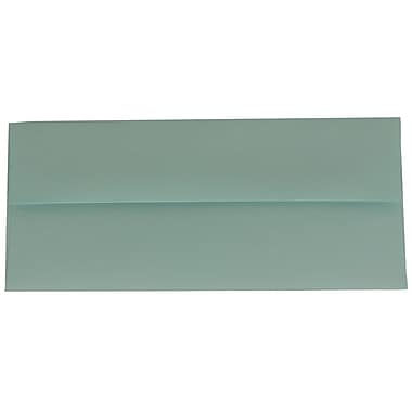 JAM Paper® Booklet Straight Flap Envelopes with Gummed Closures, 4 1/8