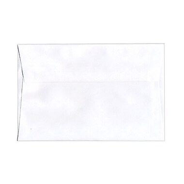 JAM Paper® Booklet Straight Flap Envelopes with Gummed Closure, 5-3/4