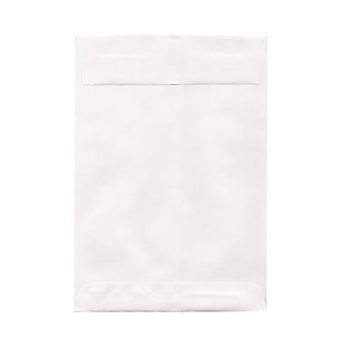 JAM Paper® 7 x 10 Open End Envelopes, White, 1000/carton (01623194B)