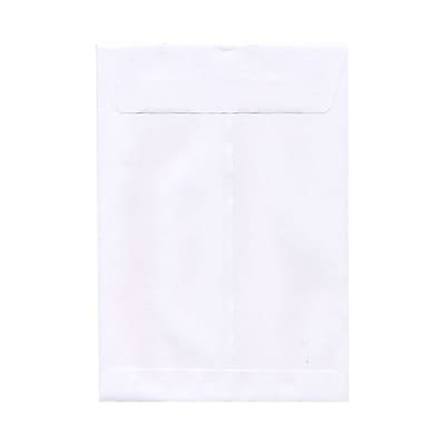 JAM Paper® 8.75 x 11.25 Open End Envelopes, White, 1000/carton (4126B)