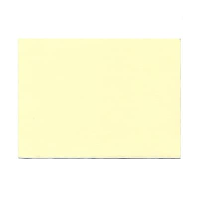 JAM Paper® Blank Note Cards, A6 size, 4 5/8 x 6 1/4, Ivory, 500/box (0175991B)