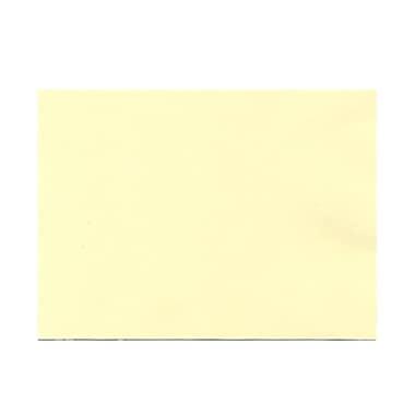 Jam PaperMD – Cartes sans texte, 5 1/8 x 7 po, ivoire, paq./500