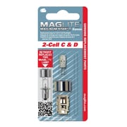 Maglite® C or D Replacement Lamps