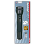 Maglite® 2D Cell Flashlight, Black (S2D016)