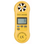 Reed LM-81AM Rotating Vane Anemometer