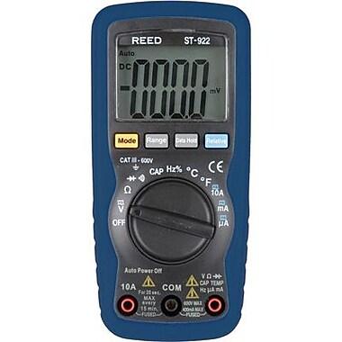 REED - Multimètre CA/CC ST-922