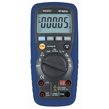 REED ST-9919 True RMS AC/DC Multimeter