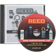 Reed Data Acquisition Software