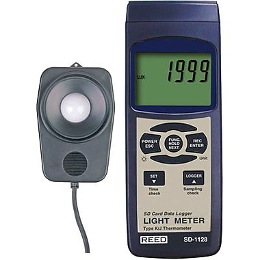 Reed SD-1128 Light Meter/Data Logger