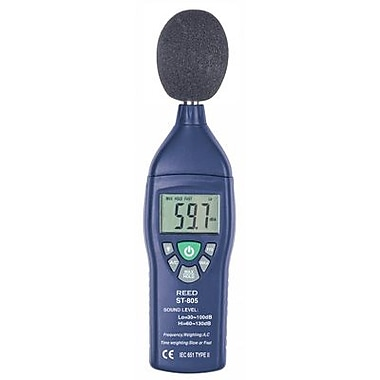 REED ST-805 Sound Level Meter