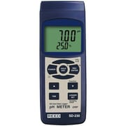 Reed SD-230 pH/ORP Meter/Data Logger