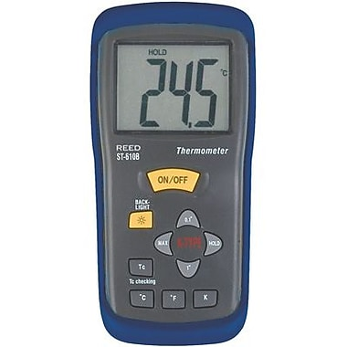 Reed ST-610B Thermocouple Thermometer