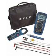 REED - Ensemble d'instruments de mesure pour systèmes de climatisation/chauffage