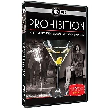 Ken Burns: Prohibition (DVD)
