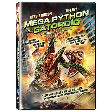 Mega Python vs Gatoroid (DVD)
