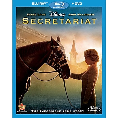 Secretariat (Blu-Ray + DVD)