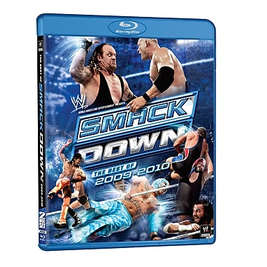 WWE 2010: SmackDown: The Best of 2009-2010 (DVD) 2010