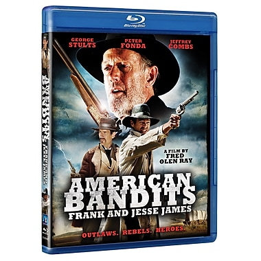 American Bandits: Frank and Jesse James (Blu-Ray)