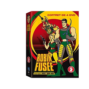 Rocket Robin Hood: Volume 1 (DVD) 2009