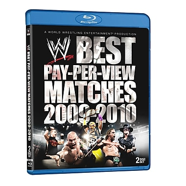 WWE 2010: The Best Pay Per View Matches of 2009- 2010 (Blu-Ray)