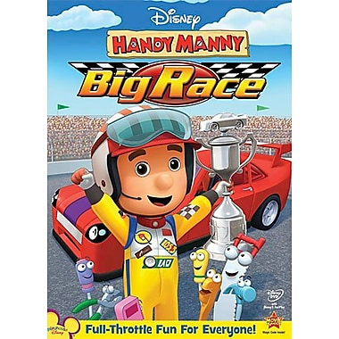 Handy Manny: Big Race (DVD)