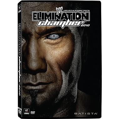 WWE 2010: Elimination Chamber2010: St. Louis, Mo: February 21, 2010 (DVD)