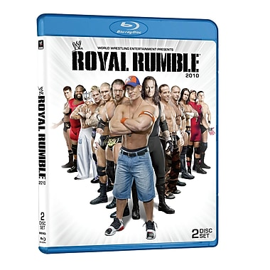 WWE 2010: Royal Rumble2010: Atlanta, Ga: January 31, 2010 (Blu-Ray)