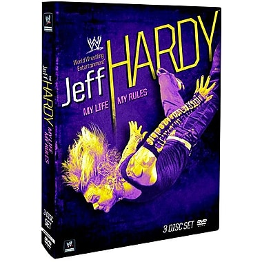 WWE 2009 : Jeff Hardy : My Life, My Rules (DVD)