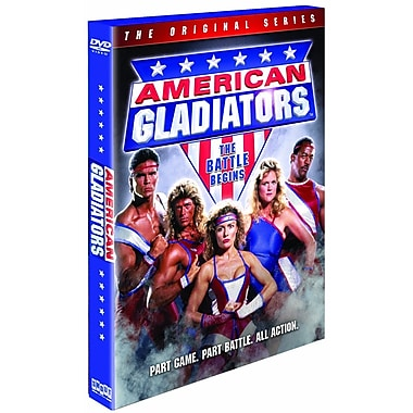 The American Gladiators: Volume 1 (DVD)