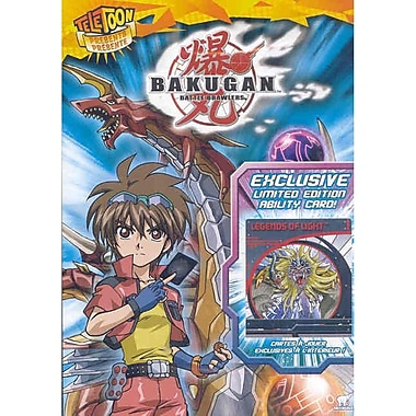 Bakugan: Volume 5: The Game is Real (DVD)