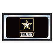 U.S. Army Framed Logo Mirror