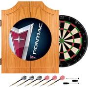 Trademark Global® Solid Pine Dart Cabinet Set, Pontiac