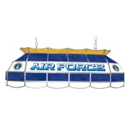 """Trademark Global® 40"""" Stained Glass Lighting Fixture, U. S. Air Force"""