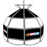 "Trademark Global® 16"" Tiffany Lamp, NASCAR"