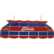 "Trademark Global® 40"" Tiffany Lamp, Cleveland Cavaliers NBA"